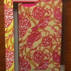 Lilly Pulitzer Sorority Print iPhone 5 Case